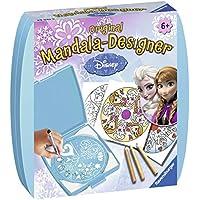 Ravensburger Disney Frozen Mini Mandala - Designer - Kids' Spirographs (Multi)