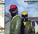 Black Sabbath: Never Say die! [Shm-CD] (Audio CD)