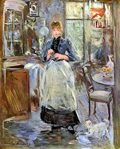 Rabatt Esszimmer-möbel (Das Museum Outlet–in Esszimmer von Morisot–A3Poster)