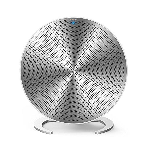 iClever ic-bts09altavoz PC Bluetooth altavoz portátil altavoz estéreo inalámbrico 2x 10W, color blanco