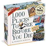 1,000 Places to See Before You Die Page-A-Day Calendar 2016 (2016 Calendar)
