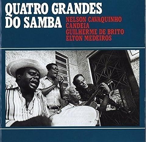 Quatro Grandes Do Samba by Nelson Cavaquinho