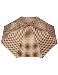 FabSeasons, Geomteric Printed, 3 Fold Fancy Automatic Umbrella For All Weather
