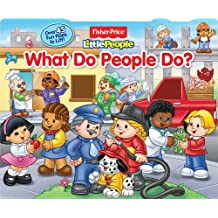 Fisher-Price Little People What Do People Do?