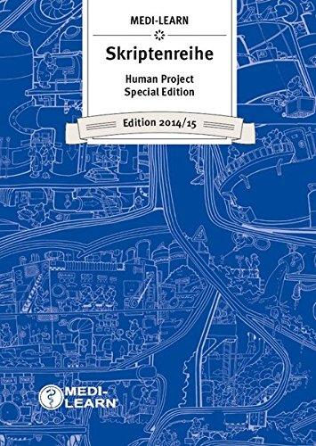 Human Project Special Edition 2014/15: Die komplette MEDI-LEARN Skriptenreihe in einem Paket -
