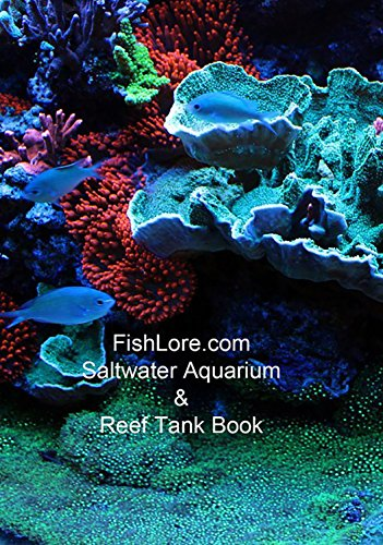 Saltwater Aquarium and Reef Tank Book (English Edition)