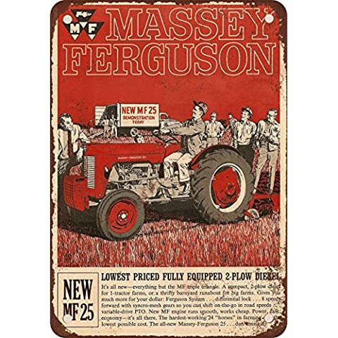 Massey-Ferguson MF 25trattori Look Vintage Riproduzione in