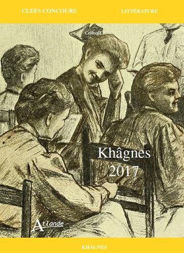 Khâgnes 2017 : Aubigné / Racine / Laforgue / Aurélien