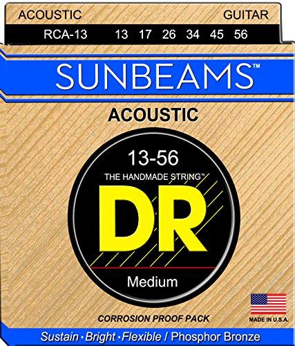 DR A SUNB RCA-13 Sunbeam Medium-Heavy Saite