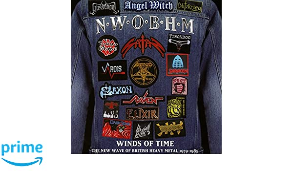 Winds of Time-the New Wave of British Heavy Metal - Various
