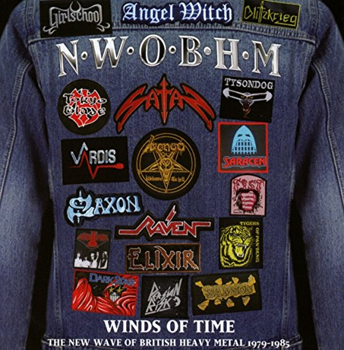 WINDS OF TIME ~ THE NEW WAVE OF BRITISH HEAVY METAL 1979-1985: 3CD BOXSET