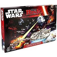 Hasbro Gaming - Juego de estrategia Risk, edición Star Wars (B2355175) (versión española/portuguesa)