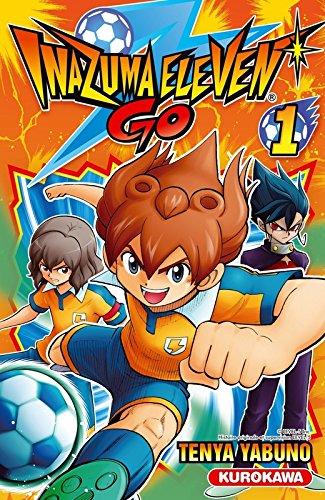 Inazuma Eleven Go ! - tome 01 (1)