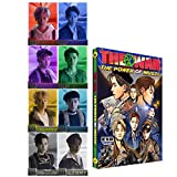 4th Repackage [THE WAR The Power of Music] EXO Korean Ver. Album CD + Official Poster + Comic book + Photo card