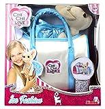 Simba 105897407009–Peluche Chi Chi Love Ice Fashion