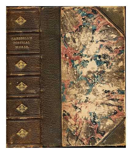 The poetical works of Thomas Campbell / with notes, and a biographical sketch by the Rev. W.A. Hill ... Illustrated by twenty vignettes from designs by Turner