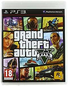 Grand Theft Auto V (PS3): Amazon.co.uk: PC & Video Games