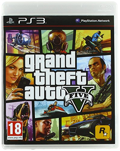 Grand Theft Auto 5 [UK Import]