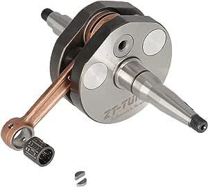 Zt Tuning Rennkurbelwelle Langhub 48mm 95mm Pleuel Für Simson S51 Kr51 2 Schwalbe Sr50 Ms50 S53 S70 Sr80 S83 Auto