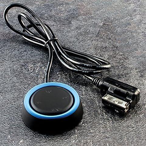 Bluetooth 4.0 Streaming Adapter Audio (A2DP) + Freisprechanlage (HFP) für Audi mit AMI, Mercedes mit MI, VW mit