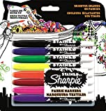 Best Fabric Markers - Sharpie Stained Fabric Marker - Assorted Colours, Pack Review