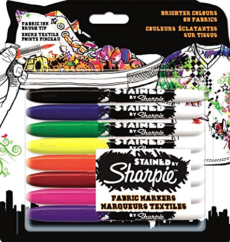 teinte-sharpie-marqueur-permanent-couleurs-assorties-lot-de-8