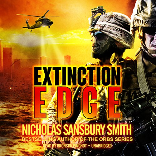 Extinction Edge  Audiolibri