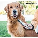 InnovaGoods ig115175Pettine Elettrico Corta Nodi per Cani