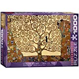 Eurographics Tree of Life by Klimt 1000pcs 1000pc(s) - Puzzles (Jigsaw puzzle, Art, Children & Adults, 1000 pc(s))