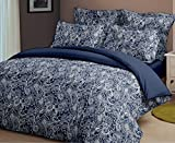 Satin Bedsheets For Double Bed, High Thr...