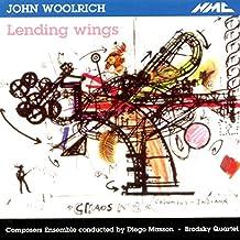 Lending Wings / Dartington Doubles / Black Riddle by JOHN WOOLRICH (2000-09-15)