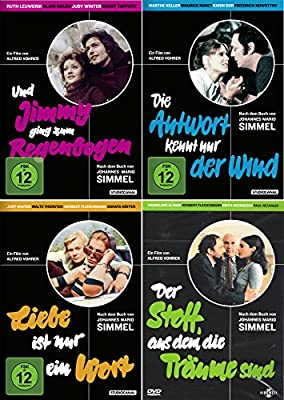 Johannes Mario Simmel Collection [4-DVD]