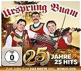 25 Jahre 25 Hits - Zum Jubiläum das Beste inkl. Bonus-DVD