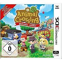 Animal Crossing: New Leaf - Welcome amiibo (ohne amiibo Karte) - [Edizione: Germania]