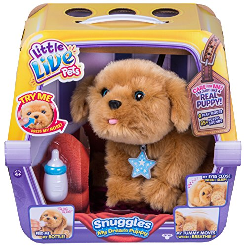 Little Live Pets My Dream Puppy Soft Toy