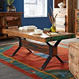 Reclaimed Timber Rectangular Coffee Table