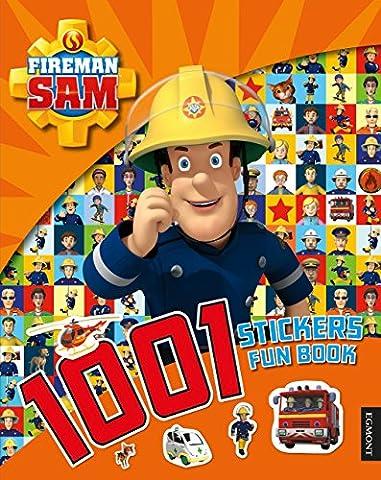Fireman Sam: 1001 Stickers Fun Book