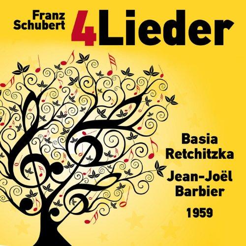 Franz Schubert: 4 Lieder (1959) [Clean]