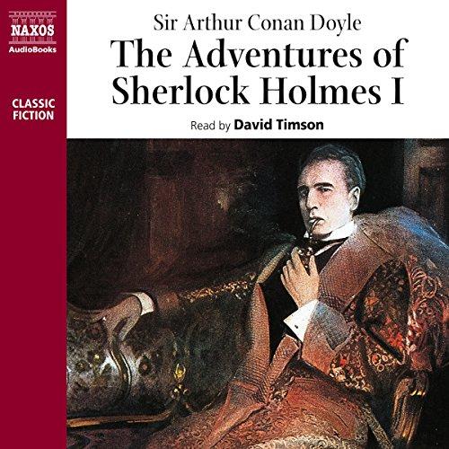 The Adventures of Sherlock Holmes, Book I  Audiolibri