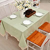 XX&GXM 2017 nuovo Comfort semplice e classico Plaid cotone tovaglia in pizzo panno di tè , 1 , 140*200cm(Cucina di casa, regali, San Valentino, Mardi Gras)