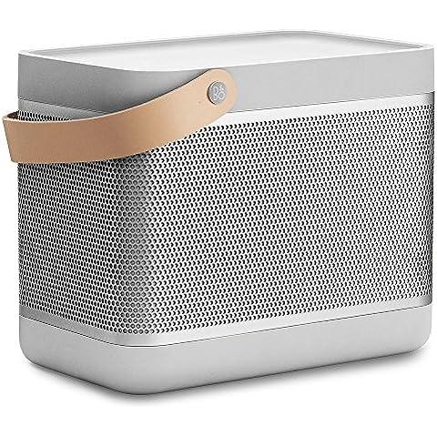 B&O PLAY by Bang & Olufsen Beolit 15 Speaker Bluetooth portatile, Alluminio Naturale