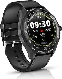 Smartwatch 1 3 Zoll Full Round Hd Farb Touchscreen Kamera