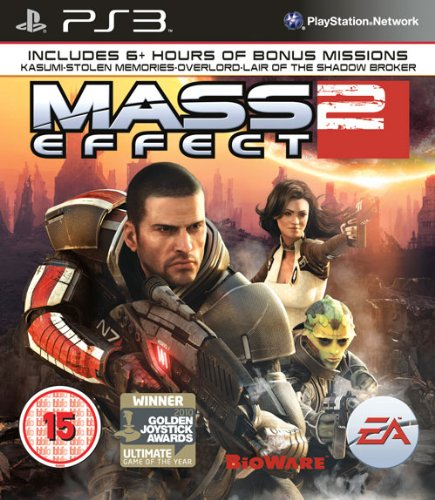 Mass Effect 2 (PS3) [Importación inglesa]