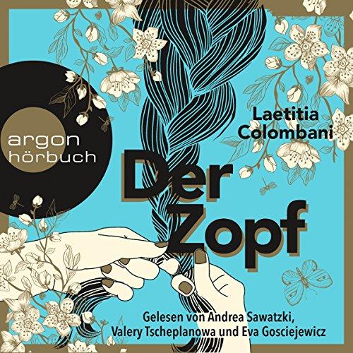Buchseite und Rezensionen zu 'Der Zopf' von Laetitia Colombani