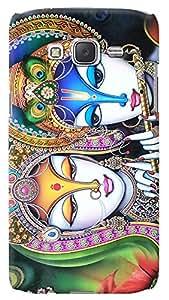 Kasemantra Radha & Krishna Case For Samsung Galaxy J7
