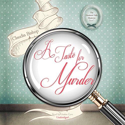 A Taste for Murder  Audiolibri