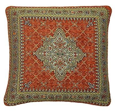 Marrakech Terracotta Cushion Cover 45x45cm (18inch)