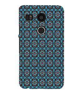 EPICCASE twinkle flowers Mobile Back Case Cover For LG Nexus 5x (Designer Case)