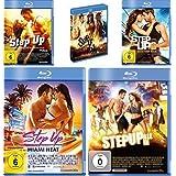 Step up Teil 1+2+3+4+5 im Set - Deutsche Originalware