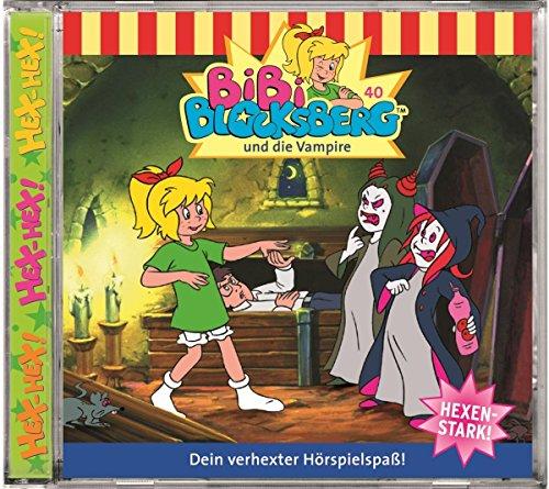 Cover des Mediums: Bibi Blocksberg und die Vampire